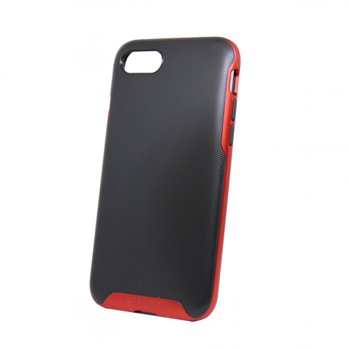 Anker KARAPAX Breeze Cover for iPhone 7 / iPhone 8 - Black  %25 25 26 Red