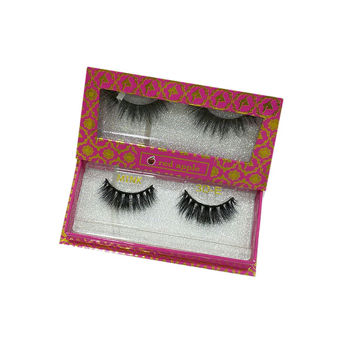 Natural Eyelashes 3D by Red Apple - E