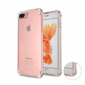 Shockproof cover with  screen protector for iPhone 7 plus
