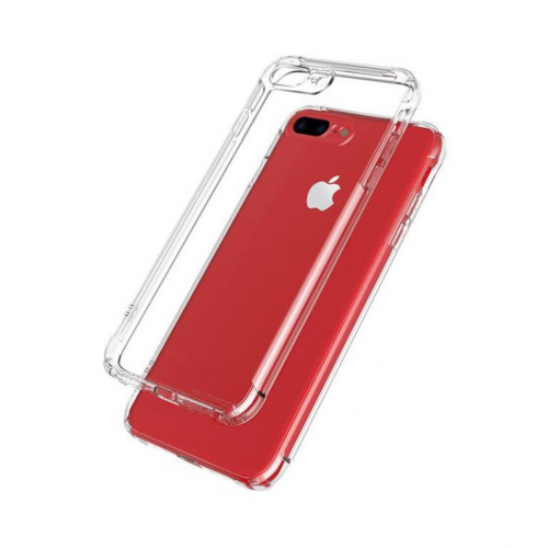 Shockproof cover with  screen protector for iPhone 8