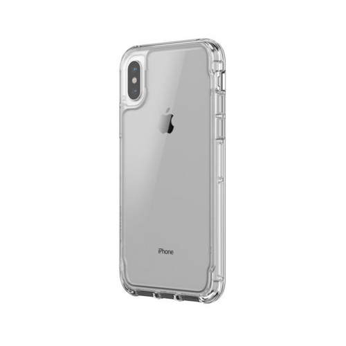 Shockproof cover with  screen protector for iPhone X