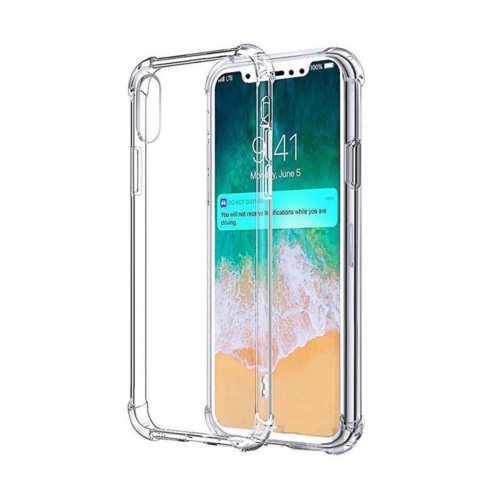 Shockproof cover with  screen protector for iPhone  XS MAX